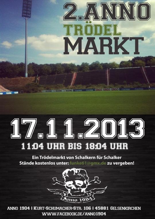 Schalke-Flohmarkt - von Schalkern für Schalker