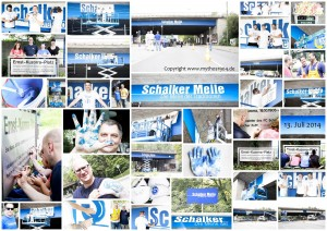 2014-07-13 Schalker Meile Brückenanstrich Tag 2 - die Collage (Copy) - S04